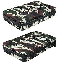 Кейс для GoPro и экшн камер (Case Large Camouflage)  30*20*6 cm, фото 2