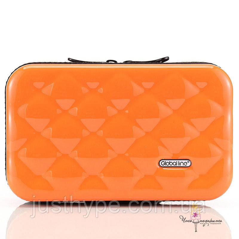 Стильный оранжевый кейс на каждый день
