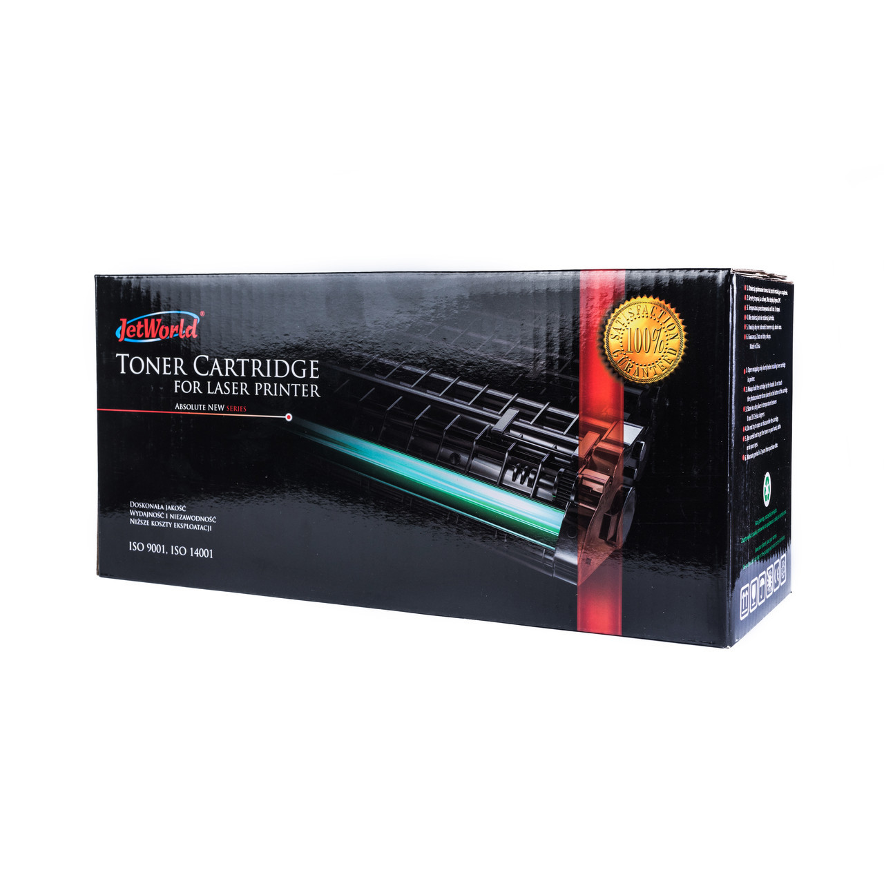 Картридж JetWorld HP 44X CF244X Black для M15 Pro/M28 Pro
