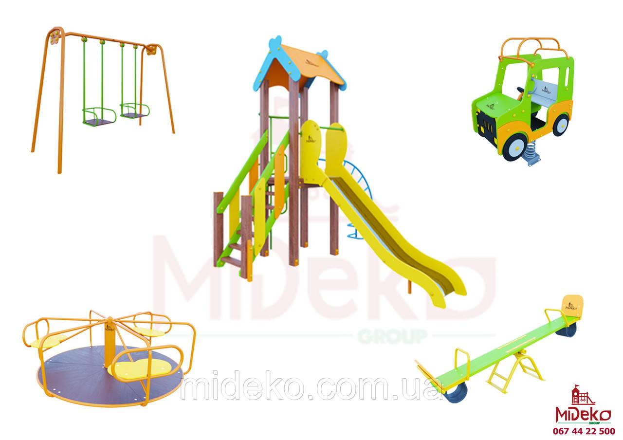 Детская площадка 6920