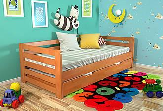 Дитяче ліжко Arbordrev Немо (80*200) бук