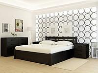 Деревянная кровать Hong Kong с подъемным механизмом