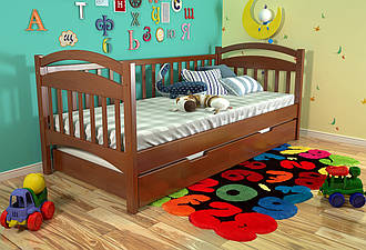 Дитяче ліжко Arbordrev Аліса (80*200) сосна