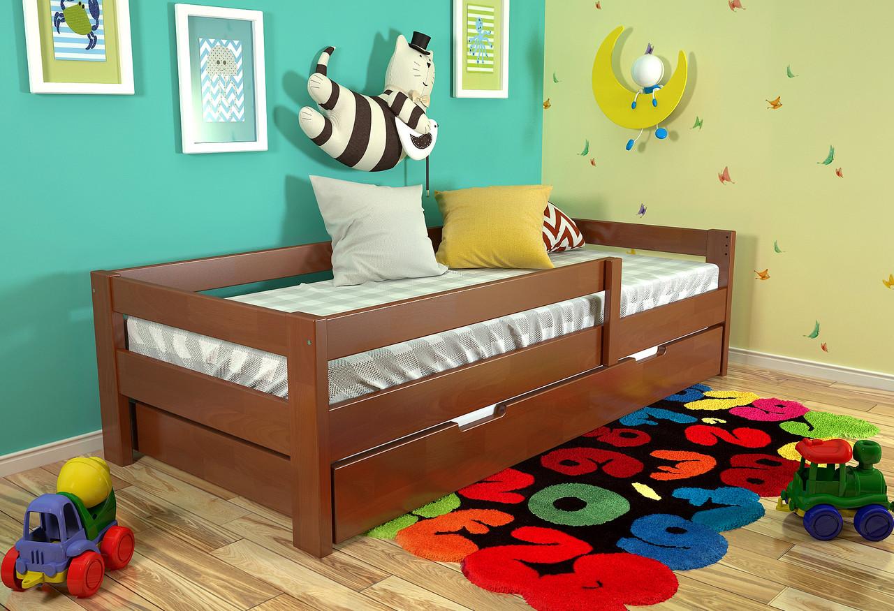 Детская кровать Arbordrev Альф (90*190) сосна