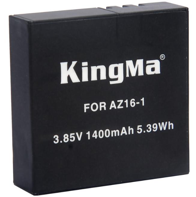 Аккумулятор Kingma на 1400 mAh для Xiaomi YI 4k