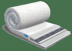 Топпер-футон USLEEP SleepRoll Air Comfort 3+1 Wool (без поролона)