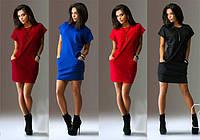 Сукня з кишенями Free Style 9 кольорів, фото 1