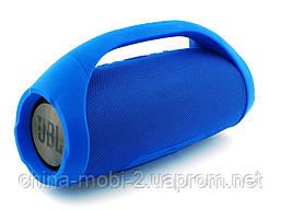 JBL Boombox 40W копия, блютуз колонка, синяя, фото 2
