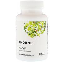 Никотинамид Рибозид 125 мг 60 капс Thorne Research USA