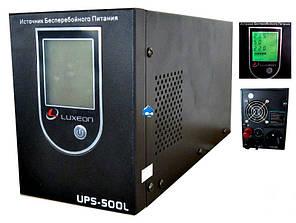 Джерело безперебійного живлення Luxeon UPS-500L