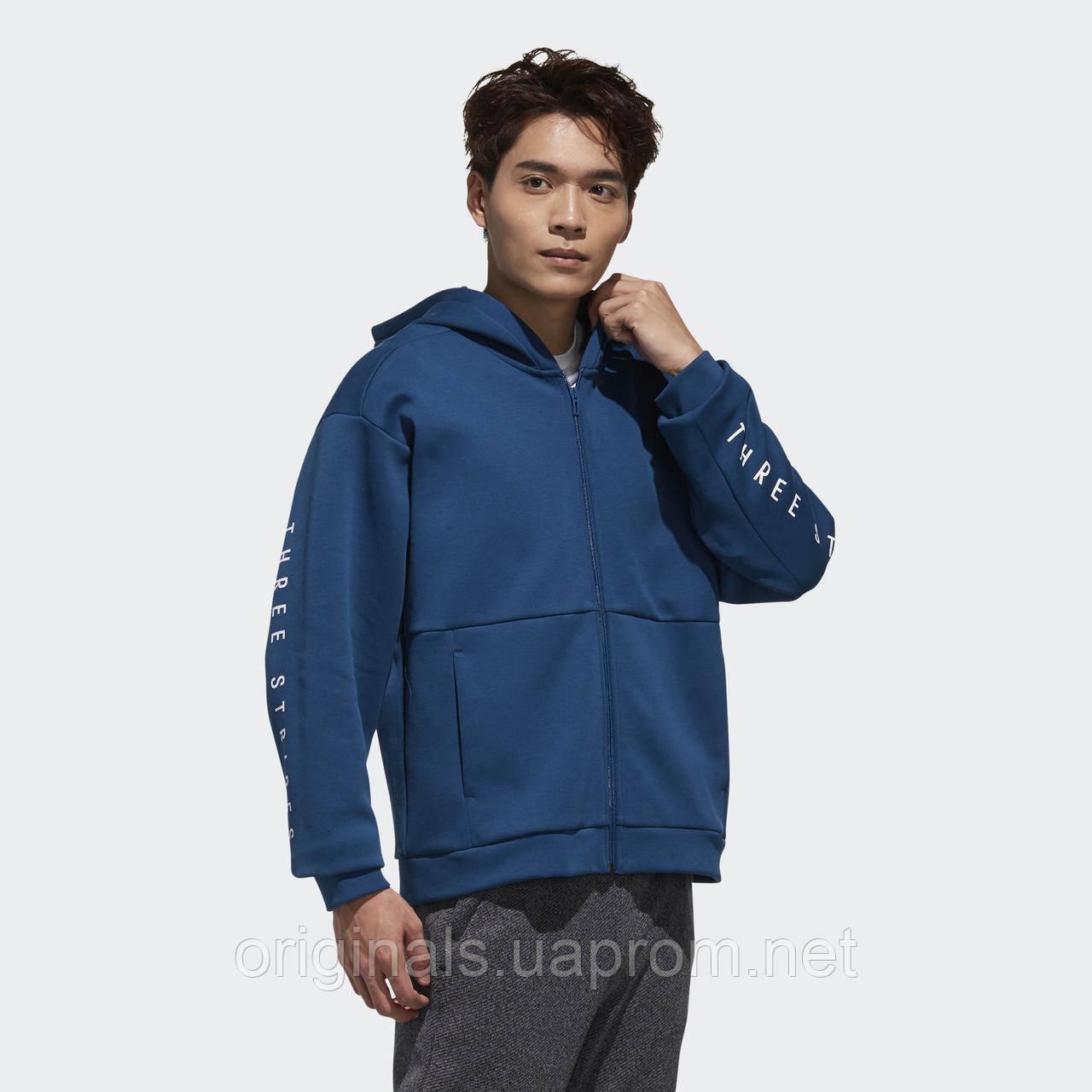 Мужская толстовка Adidas Sport 2 Street Knit DV3338