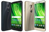 Закаленное защитное 5D стекло ПОЛНАЯ ПРОКЛЕЙКА (на весь экран) для Motorola Moto G6 Plus (выбор цвета)