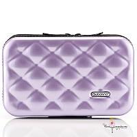 Стильный лавандовый кейс-сумка на каждый день, фото 1