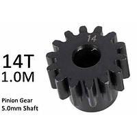 Team Magic M1.0 Pinion Gear for 5mm Shaft 14T