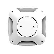 Беспроводной датчик детектирования дыма Ajax FireProtect white, фото 3
