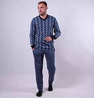 Пижама мужская начес