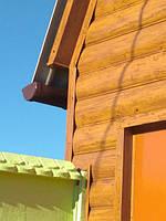 Сайдинг металлический Блок Хаус Бревно (Прудянка)