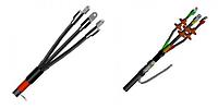 Муфты и арматура для кабелей напряжением до 1 кв