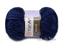 YarnArt Dolce, №756 Темно-синий