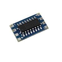 Мини конвертер адаптер RS232 - TTL MAX3232, фото 1
