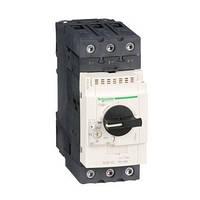 Автоматичний вимикач 48 - 65A захисту двигуна GV3P65
