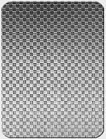 Декоративный стальной лист ДК14 противоскользящая поверхность
