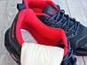 Кросівки чоловічі сині Nike Air Max Tn репліка, фото 4