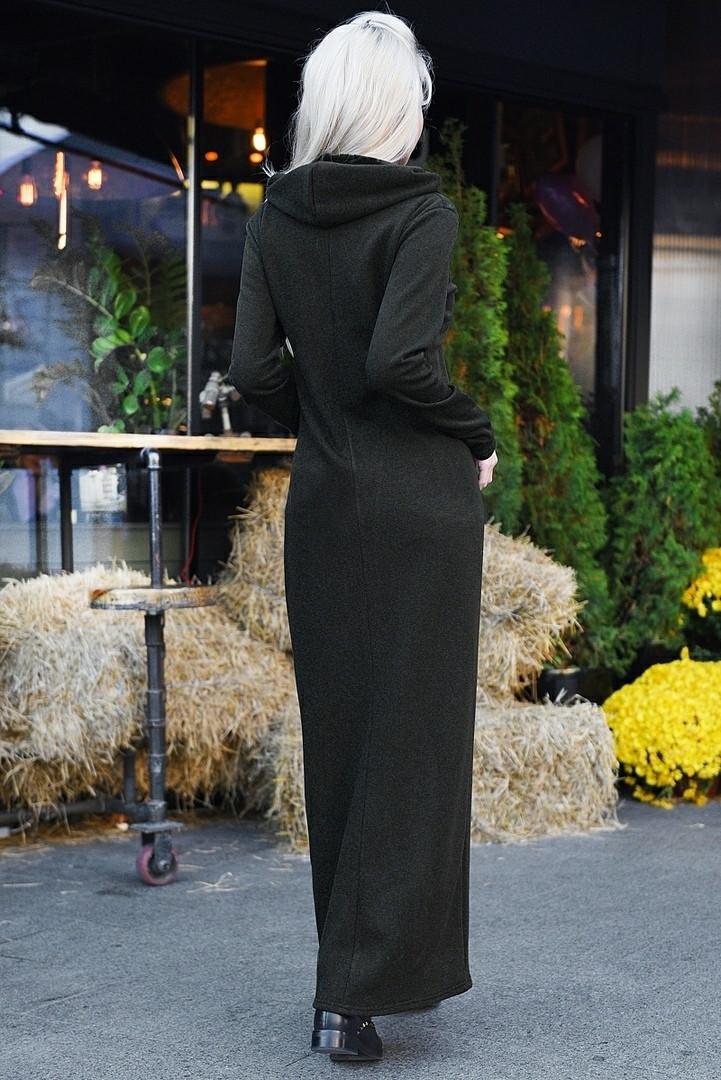Женское зимнее платье ВХ9266