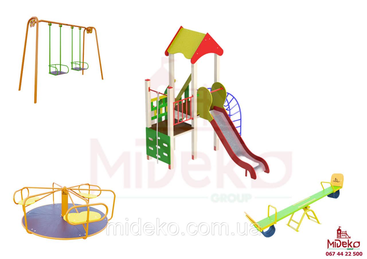 Детская площадка 6209