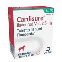 Cardisure ( Кардишур ) 2,5 мг