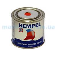 Краска HEMPALIN ENAMEL, зеленая, 0,2 л. Арт. базы 07249