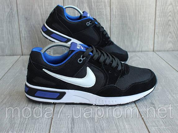 4a1b388c Кроссовки мужские черные Nike сетка реплика: продажа, цена в ...