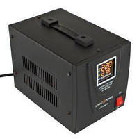 Стабилизатор напряжения LogicPower LPT-2500RD Black, фото 1
