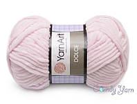 YarnArt Dolce, Розовый №750