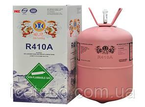 Фреон (Хладон) R410a (баллон 11,3кг)