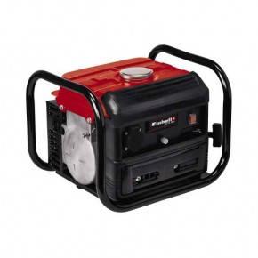 Генератор бензиновый Einhell TC-PG 1000, 800 Вт, AVR, 2-х тактный, бак 4 л, макс. мощность 1,2 кВт  + БЕСПЛАТНАЯ ДОСТАВКА ПО УКРАИНЕ, фото 2