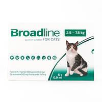 Бродлайн для кошек 2,5-7,5 кг