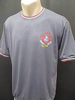 Мужские футболки с трикотажными вставками. , фото 1