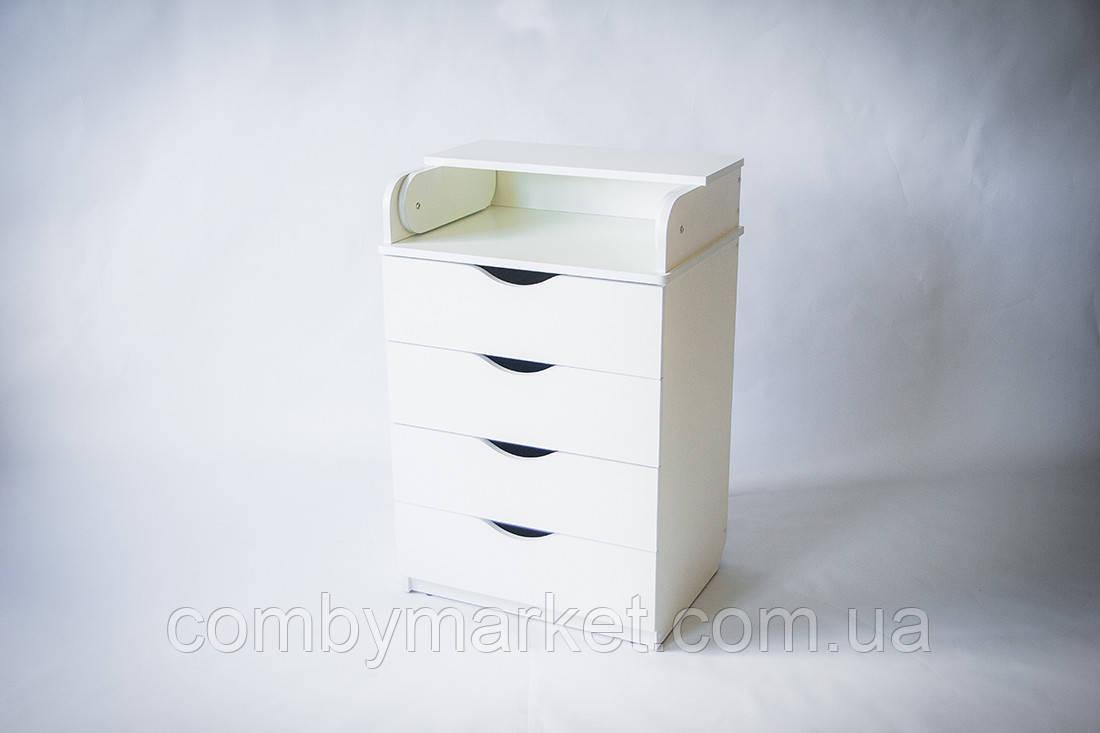 Пеленальний комод DeSon білий