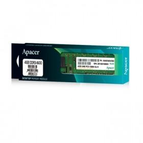 Оперативна память Apacer DDR3 RAM 4GB Apacer 1600MHz (DL.04G2K.KAM)