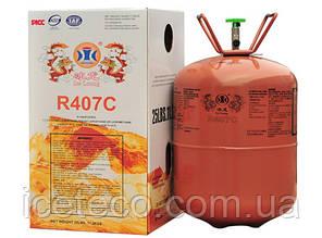 Фреон (Хладон) R407c (баллон 11,3кг)