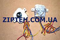 Таймер для стиральной машинки полуавтомат универсальный (на шесть проводов,одинарный,квадратный)