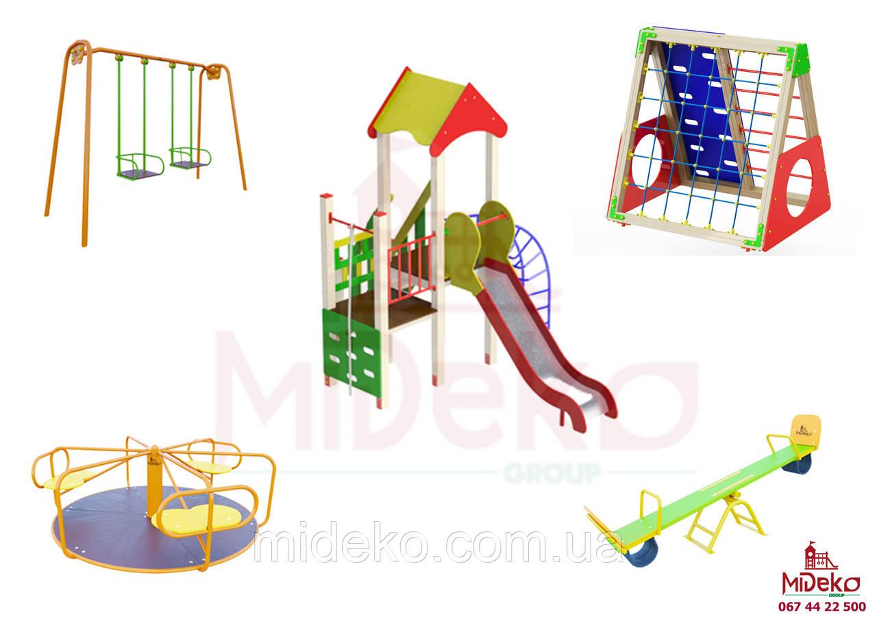 Детская площадка 8729