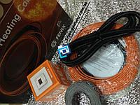 Кабель обогревательный ADSV 18680 для теплого пола (Комплект с цифровым регулятором) 3.8  м.кв.