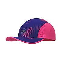 Кепка Buff Run Cap optical pink