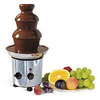 Шоколадный фонтан для праздничного стола Chocolate Fountain