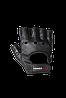 Рукавички для фітнесу PowerPlay 1572 Чорні M, фото 2