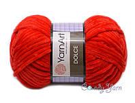 YarnArt Dolce, Красный №748