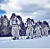 Зимний маскхалат США - Фото