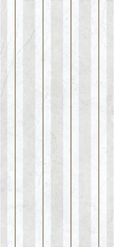 Плитка Интеркерама Элеганс с люстром стена серая 230*500 Intercerama Elegance 2350 81 071/Л для ванной,кухни. - КЕРАМИКА - интернет магазин керамической плитки в Харькове